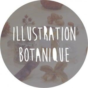 icône - atelier d'illustration botanique