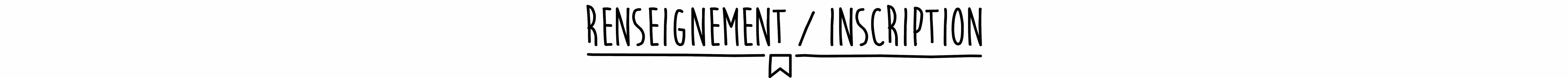 icône - renseignement-inscription